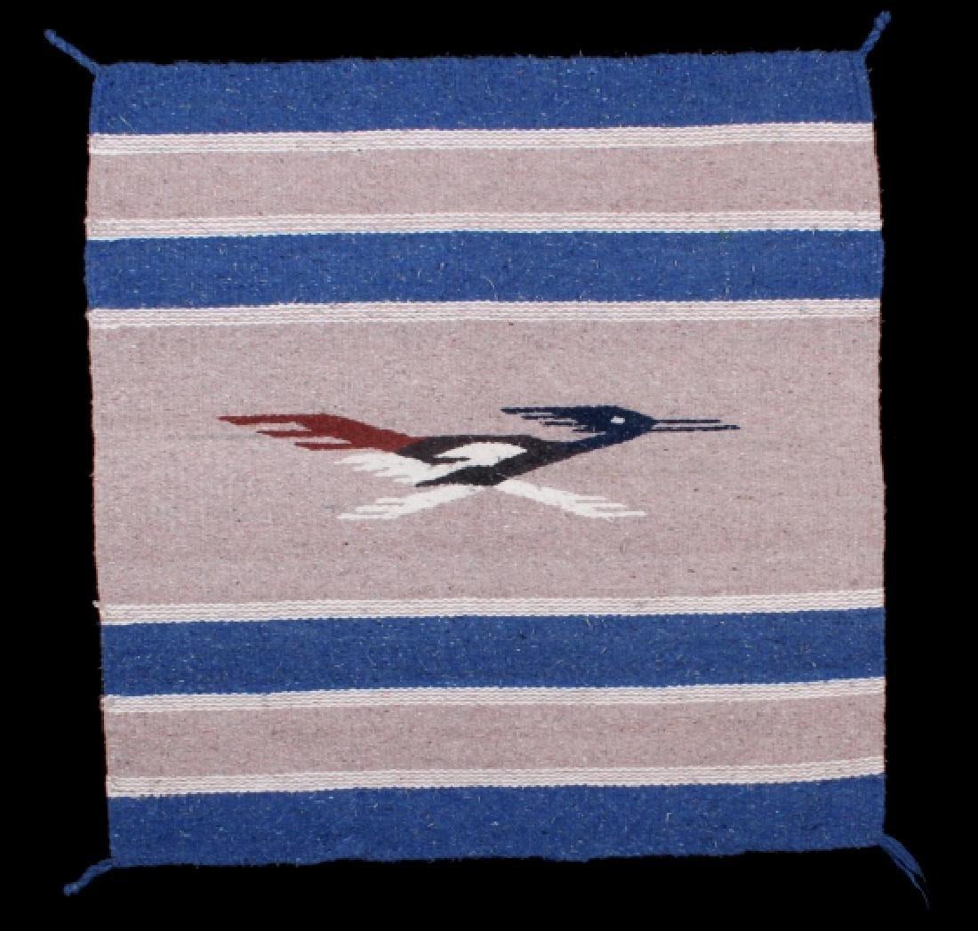 Southwestern Wool Pictorial Rug