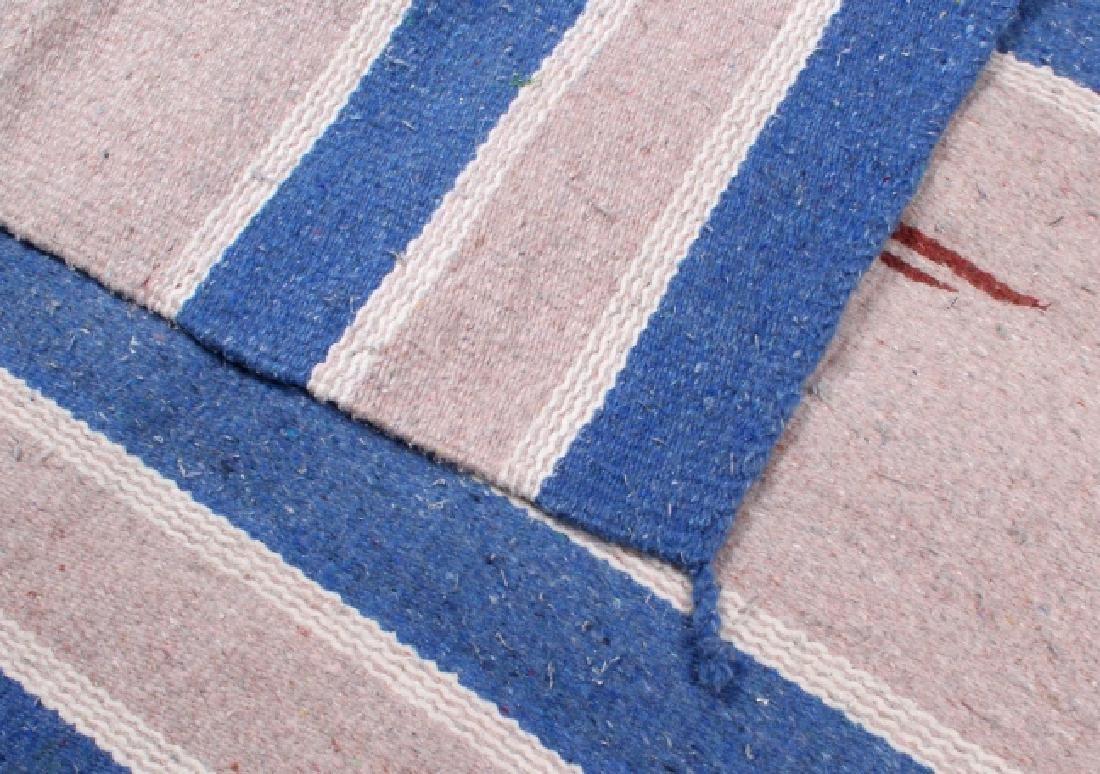 Southwestern Wool Pictorial Rug - 4