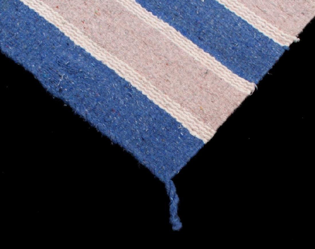 Southwestern Wool Pictorial Rug - 5
