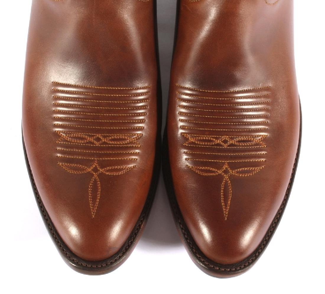 NIB Genuine Leather Lucchese Classics Cowboy Boots - 4