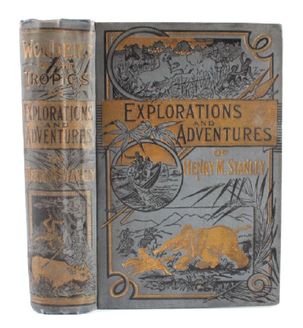 Wonders of the Tropics First Edition 1889 - 2