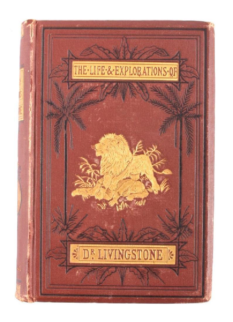 Life & Explorations of Livingstone c.1870 - 10