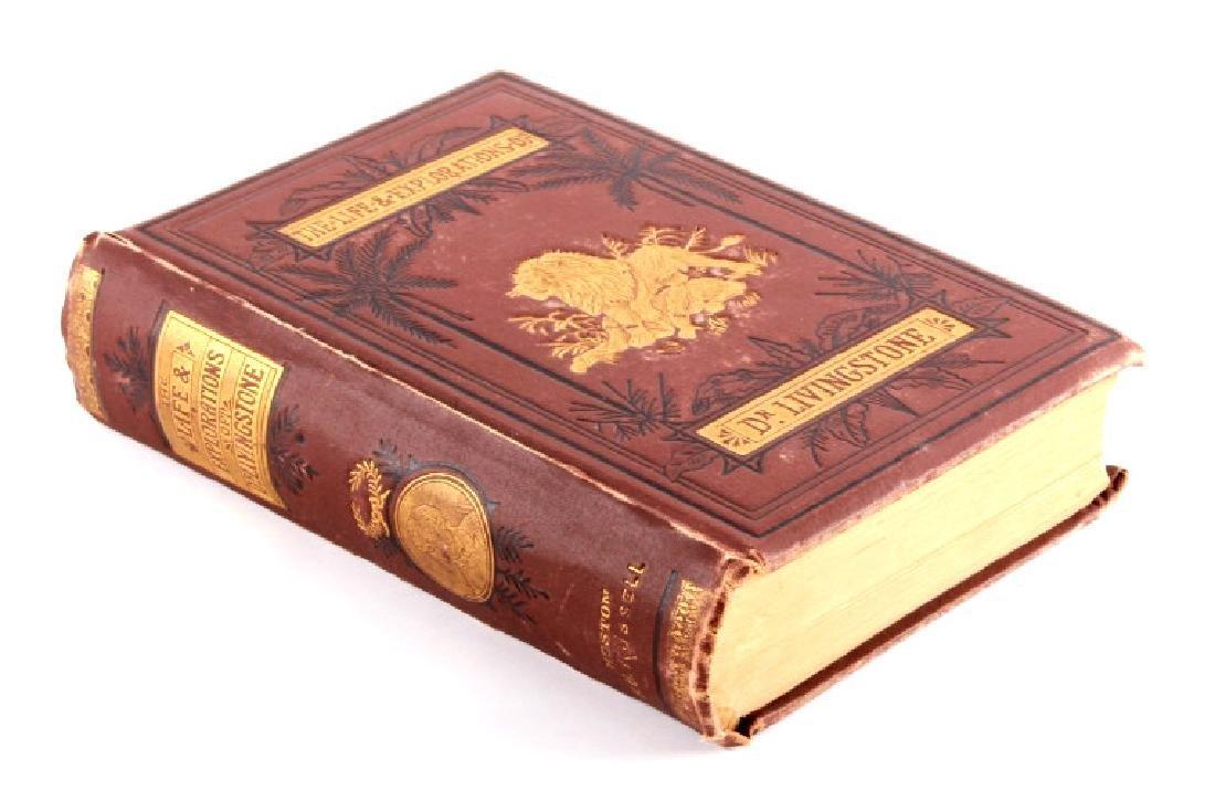Life & Explorations of Livingstone c.1870