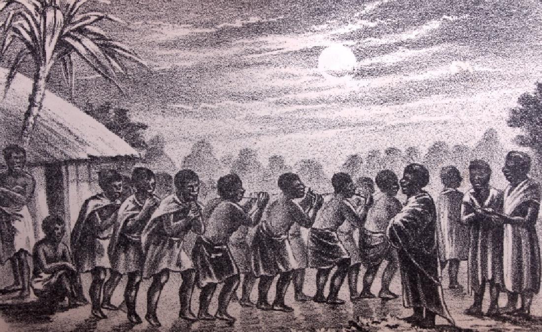 Life & Explorations of Livingstone c.1870 - 7