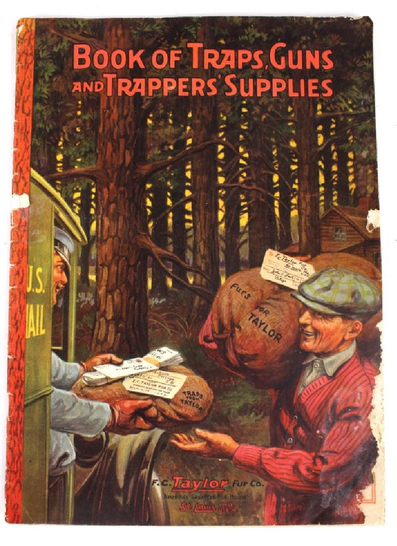Vintage Trapping Catalog Collection - 2