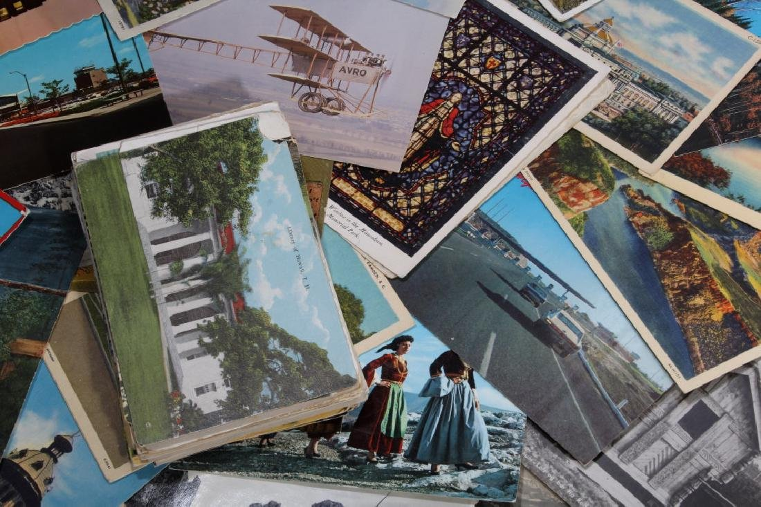 Massive Postcard Collection - Appx. 2000+ Cards - 6