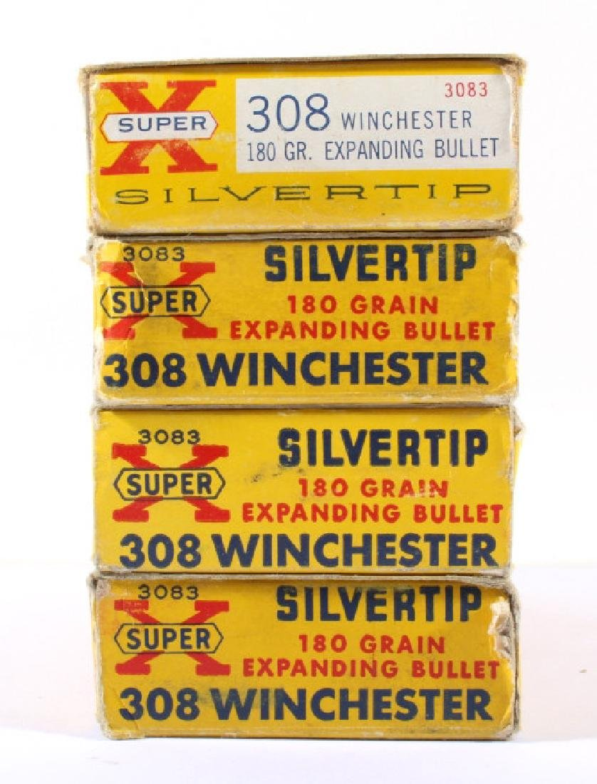 Antique Winchester & Western Ammo & Boxes (11) - 6