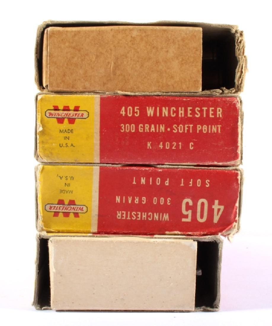 Antique Winchester & Western Ammo & Boxes (11) - 8