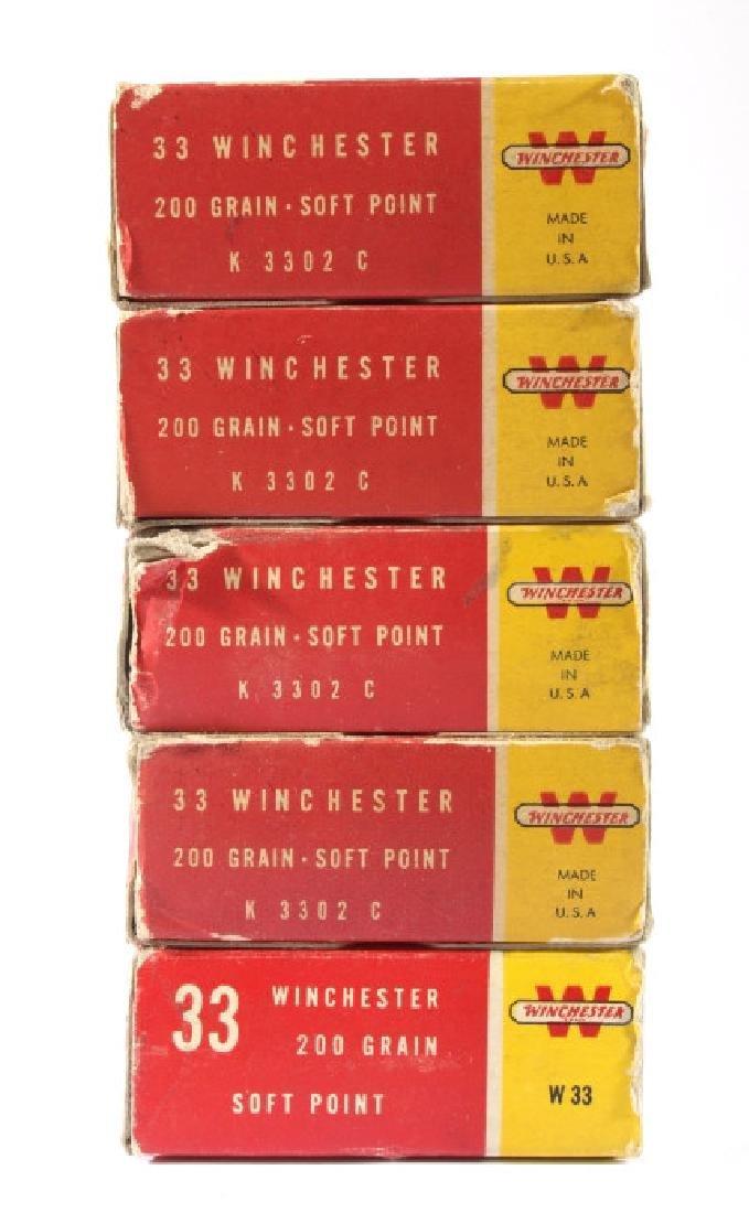 33 Winchester Ammo & Boxes Circa 1946 (5) - 5
