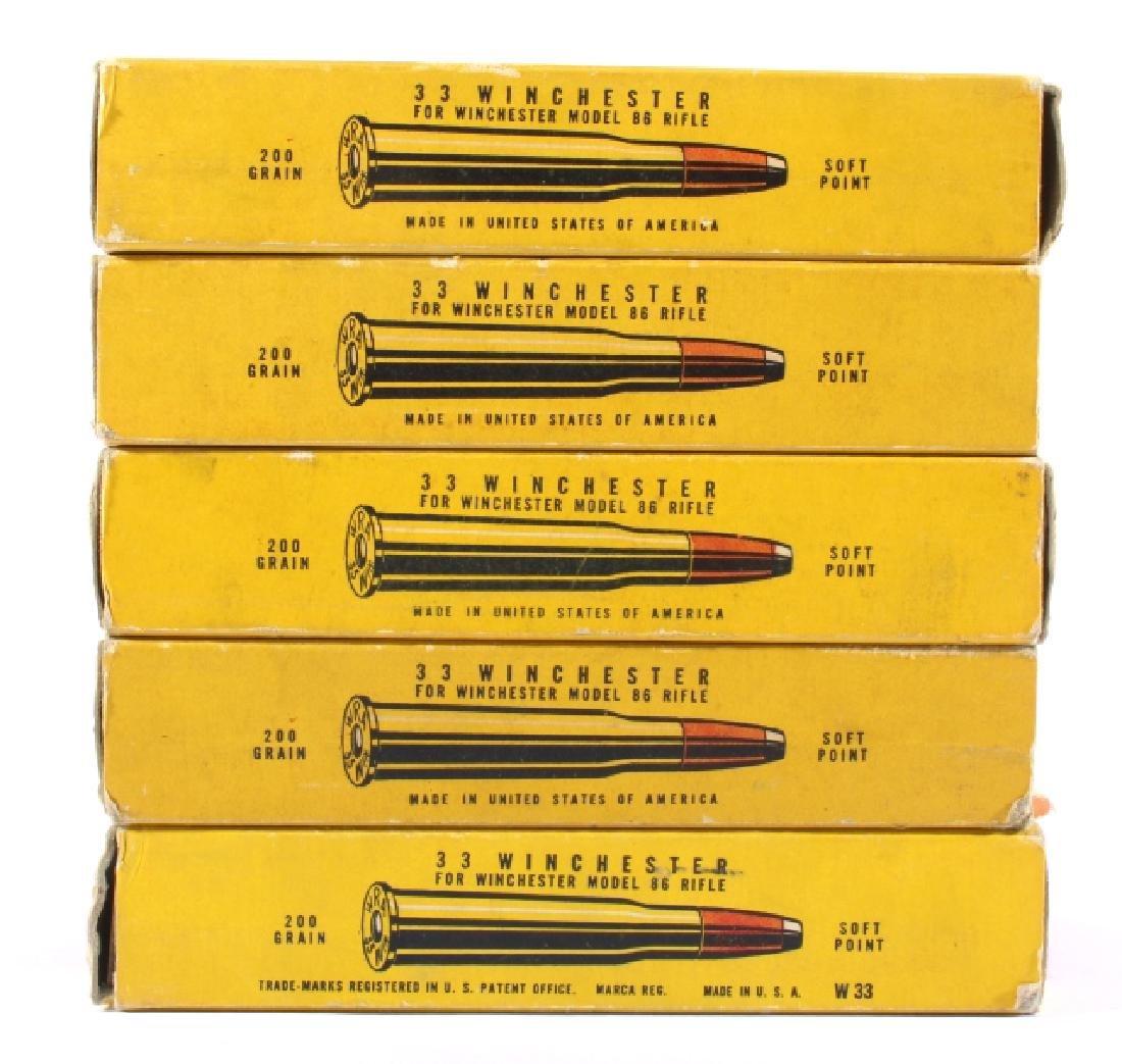 33 Winchester Ammo & Boxes Circa 1946 (5) - 6