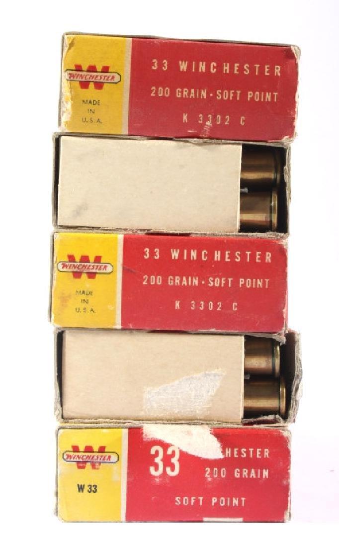 33 Winchester Ammo & Boxes Circa 1946 (5) - 7