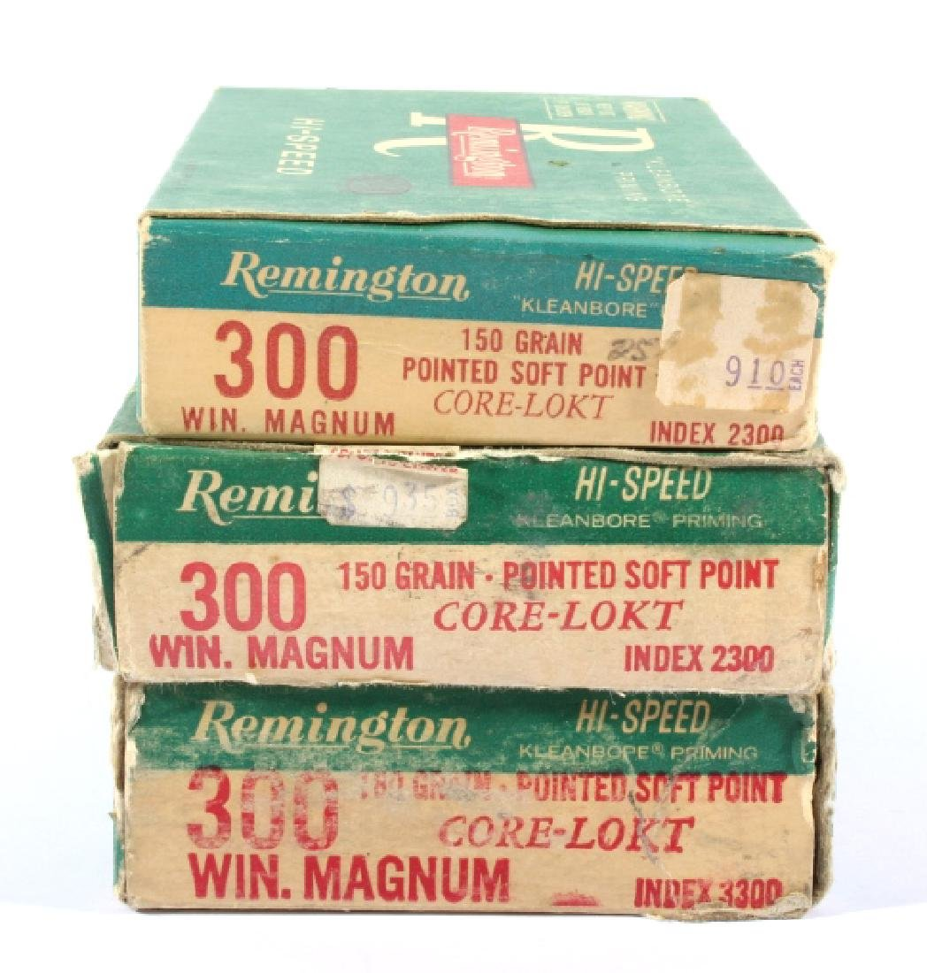 Antique Remington Ammo Boxes in Various Caliber's - 4