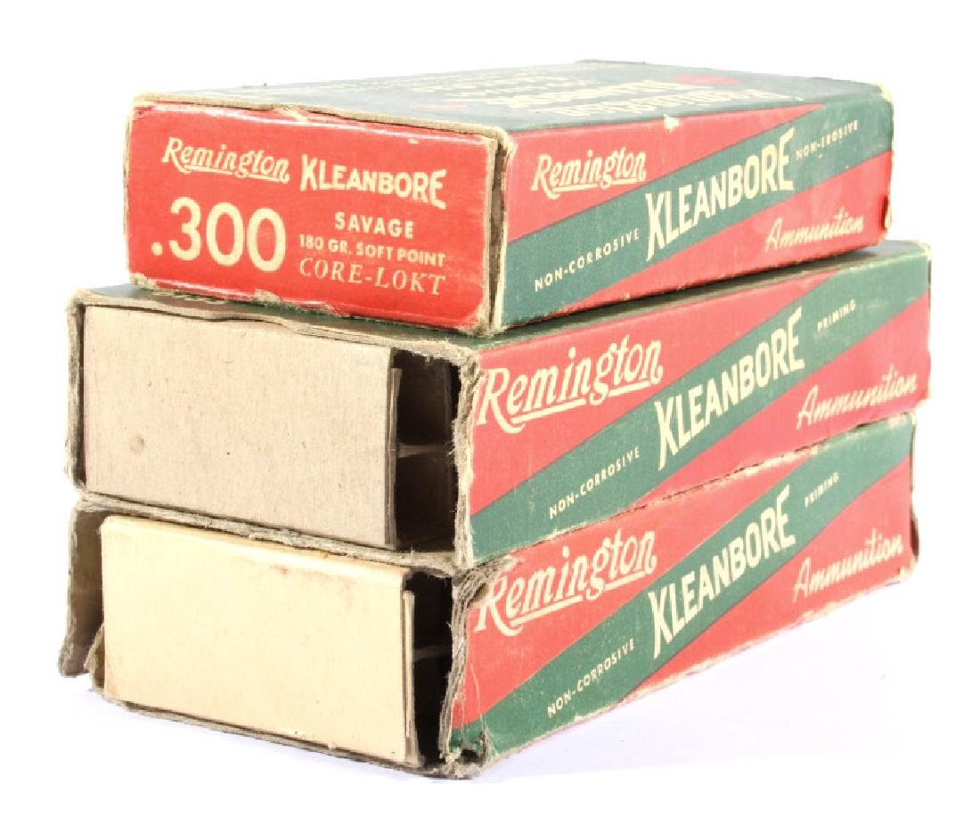 Antique Remington Ammo Boxes in Various Caliber's - 5