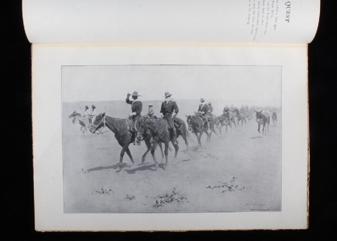 Done in the Open - Drawings by Frederic Remington - 7