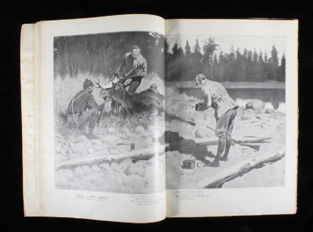 Done in the Open - Drawings by Frederic Remington - 8
