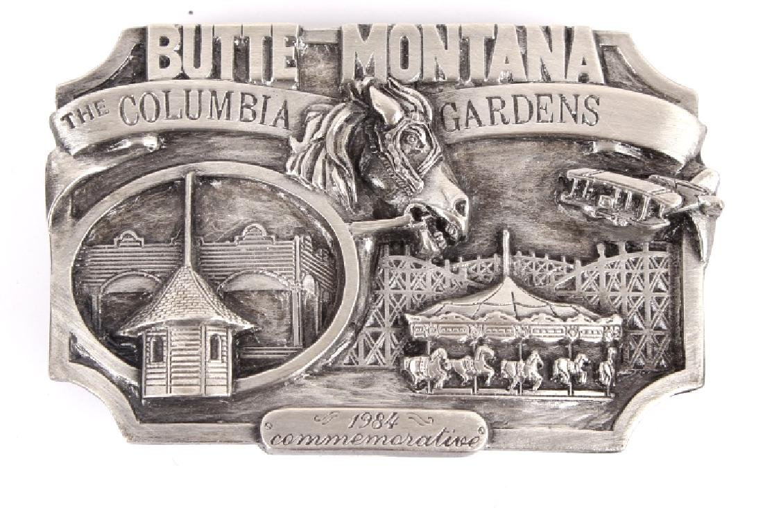 Butte MT Buckle Collection - 3