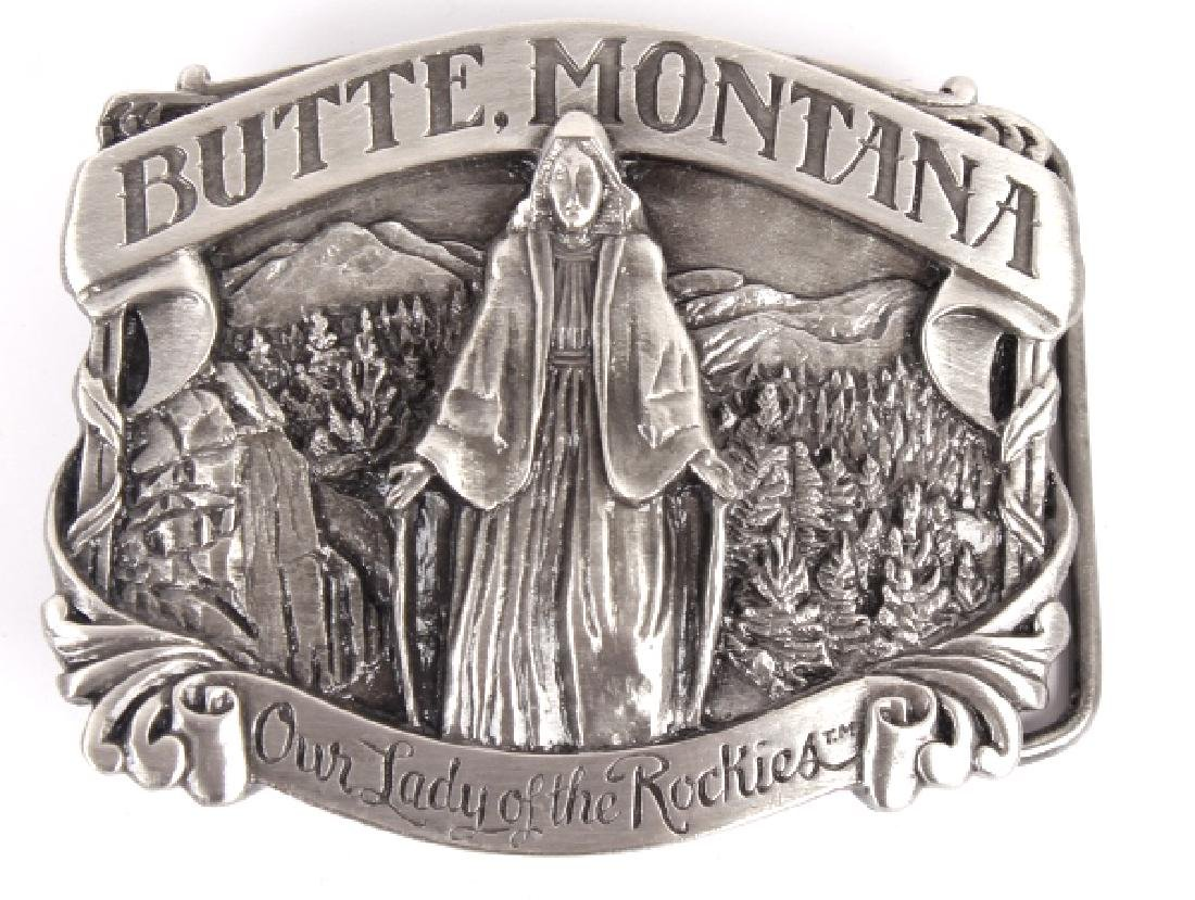 Butte MT Buckle Collection - 5