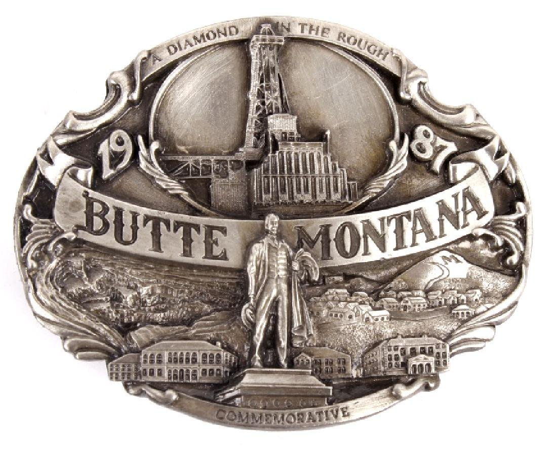 Butte MT Buckle Collection - 7