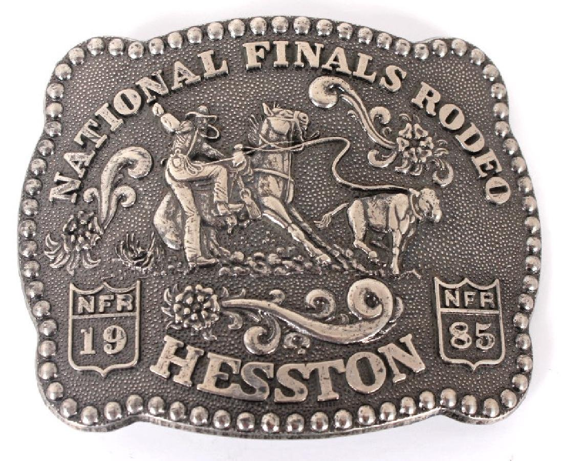 NFR Hesston Limited Edition Men's Buckles (8) - 3