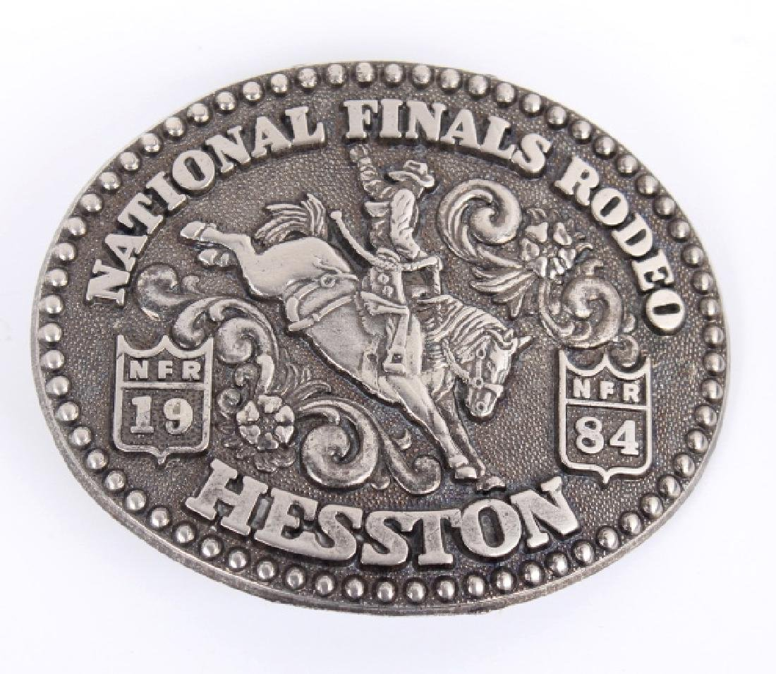 NFR Hesston Limited Edition Women's Buckles (6) - 2