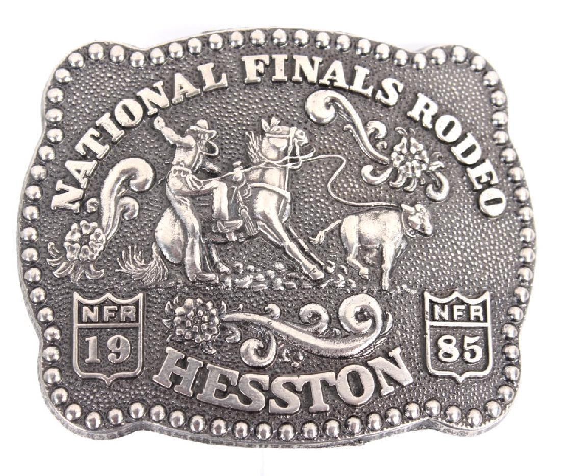 NFR Hesston Limited Edition Women's Buckles (6) - 3