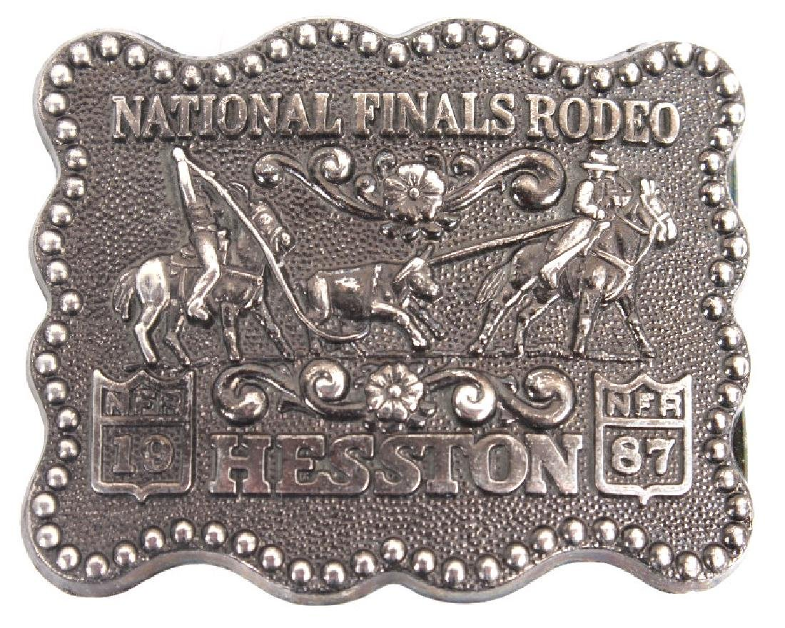 NFR Hesston Limited Edition Women's Buckles (6) - 5