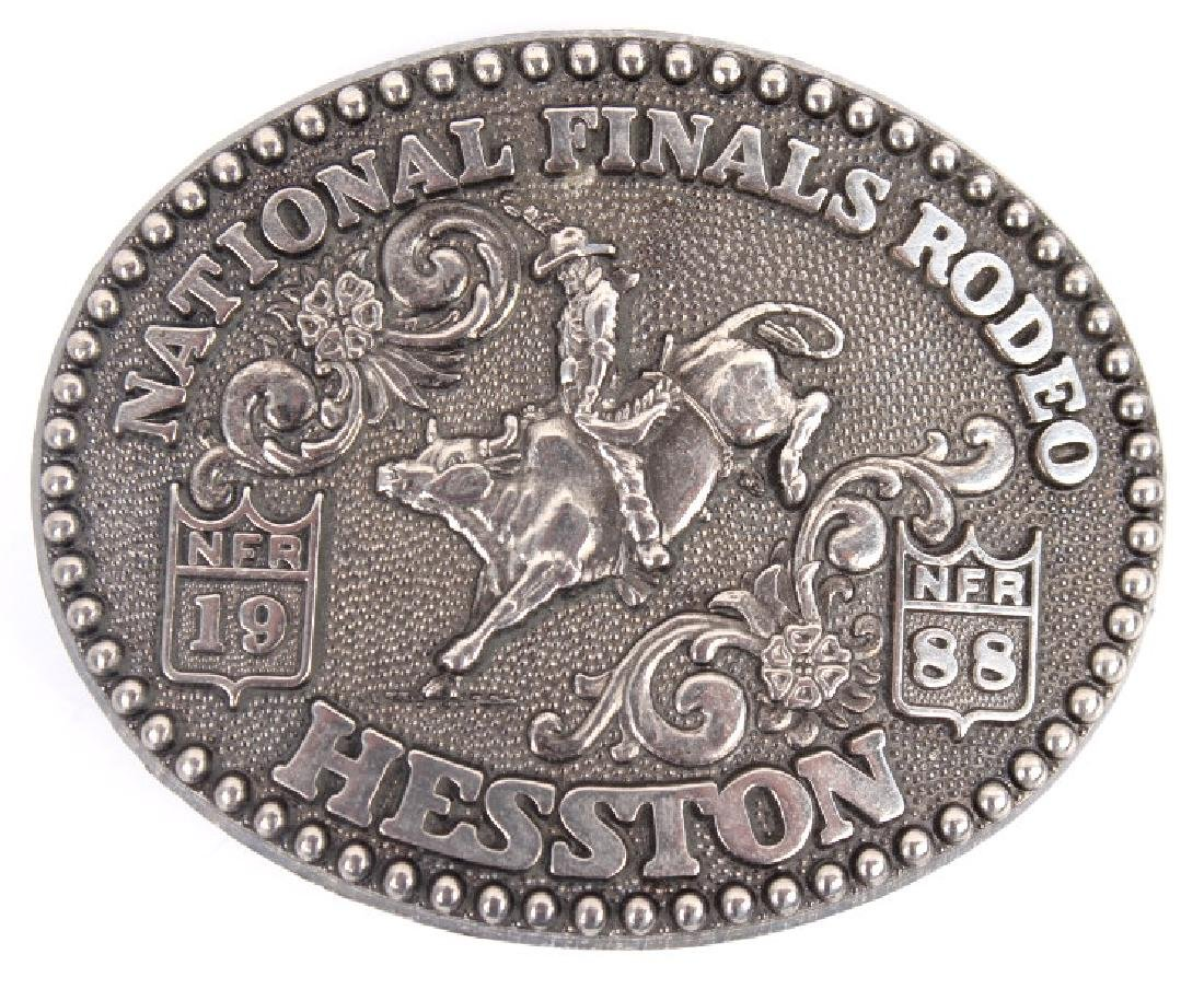 NFR Hesston Limited Edition Women's Buckles (6) - 6