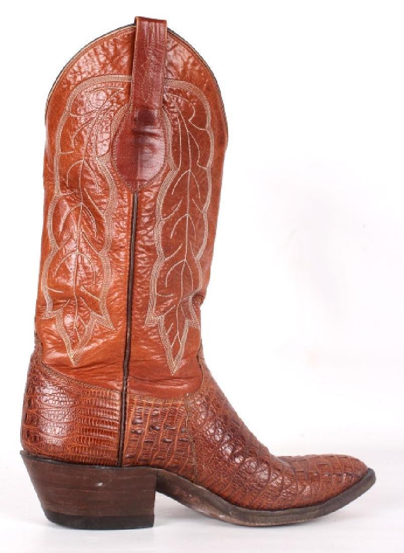 Vintage Darrel Loyd Cowboy Boots - 10