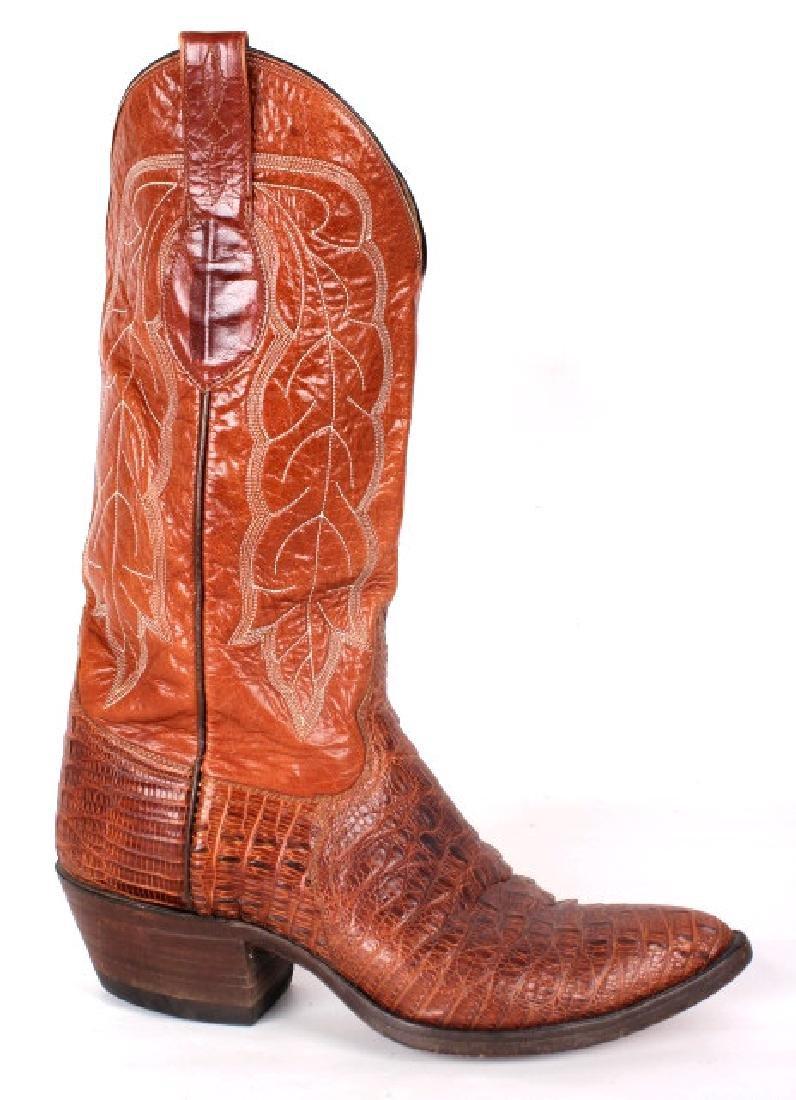 Vintage Darrel Loyd Cowboy Boots - 5