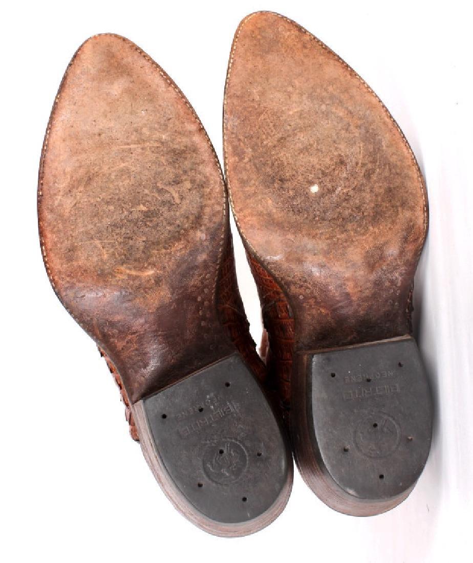Vintage Darrel Loyd Cowboy Boots - 6