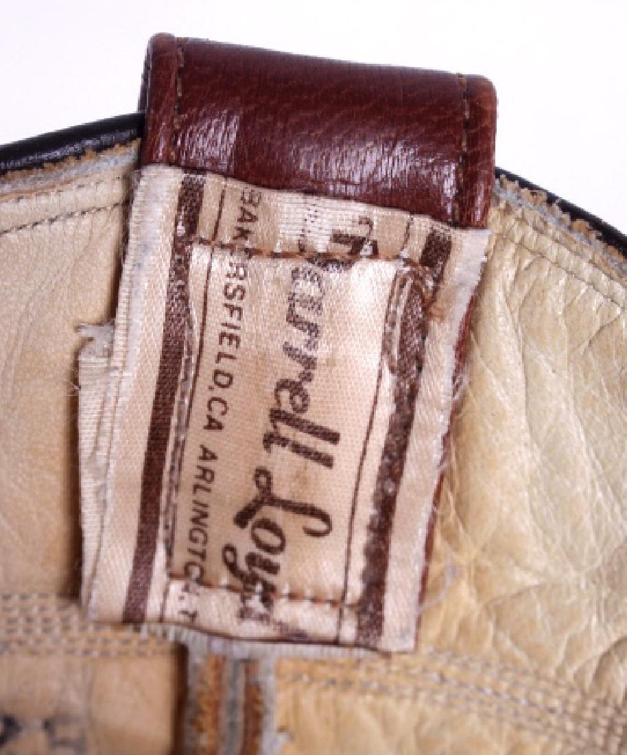 Vintage Darrel Loyd Cowboy Boots - 7