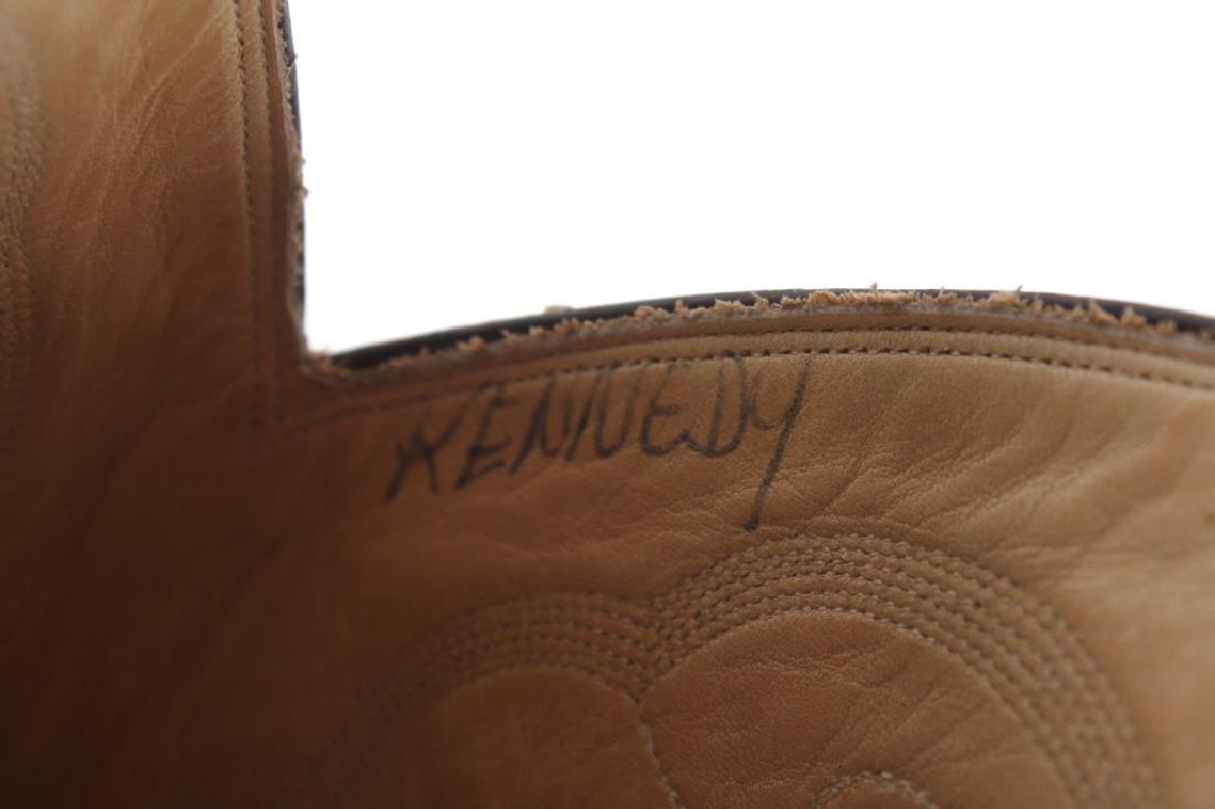 Vintage Darrel Loyd Cowboy Boots - 9