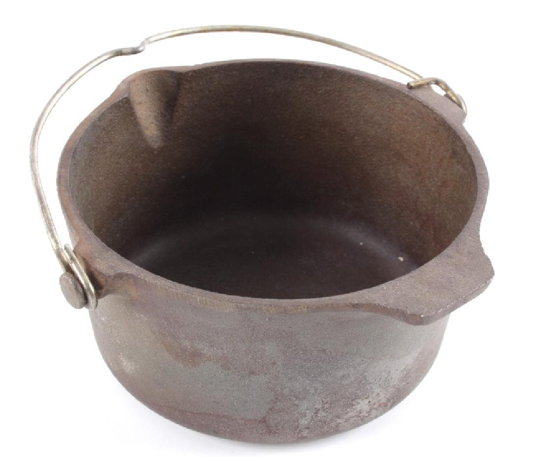 Griswold Cast Iron Patty Molds - 11