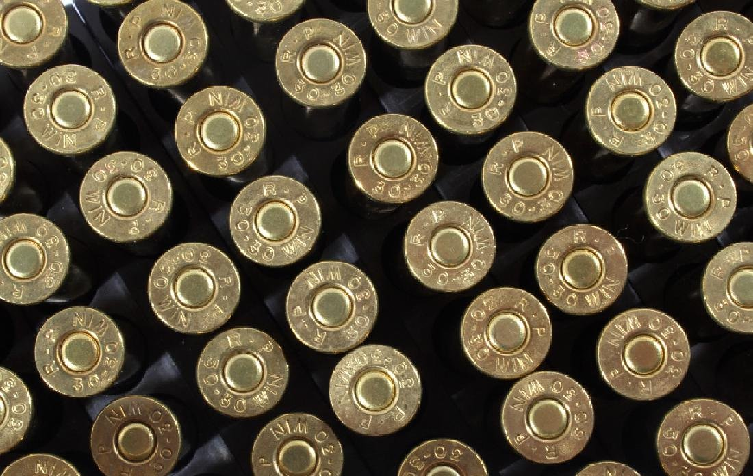 180 Un-Fired Rounds of Remington .30-30 Win 170gr - 3