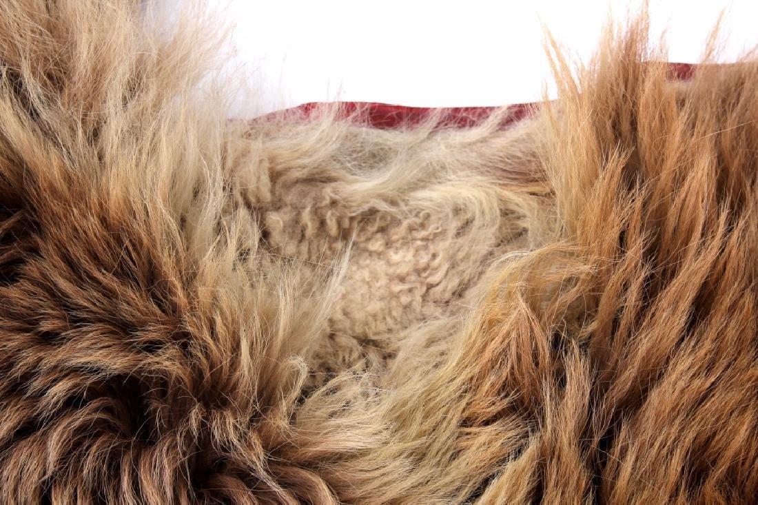 Montana Cinnamon Black Bear Fur Hide - 8
