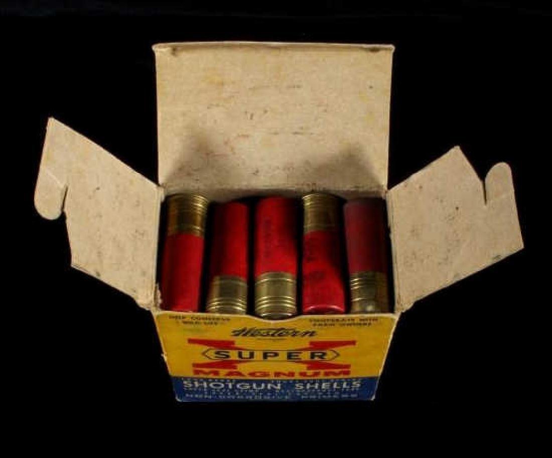 Antique 12ga Shotgun Shell Box Collection (5) - 6