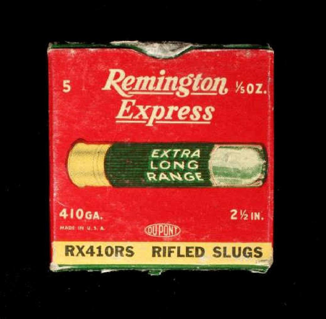 Antique .410 & 20ga Shotgun Shell Boxes (9) - 9