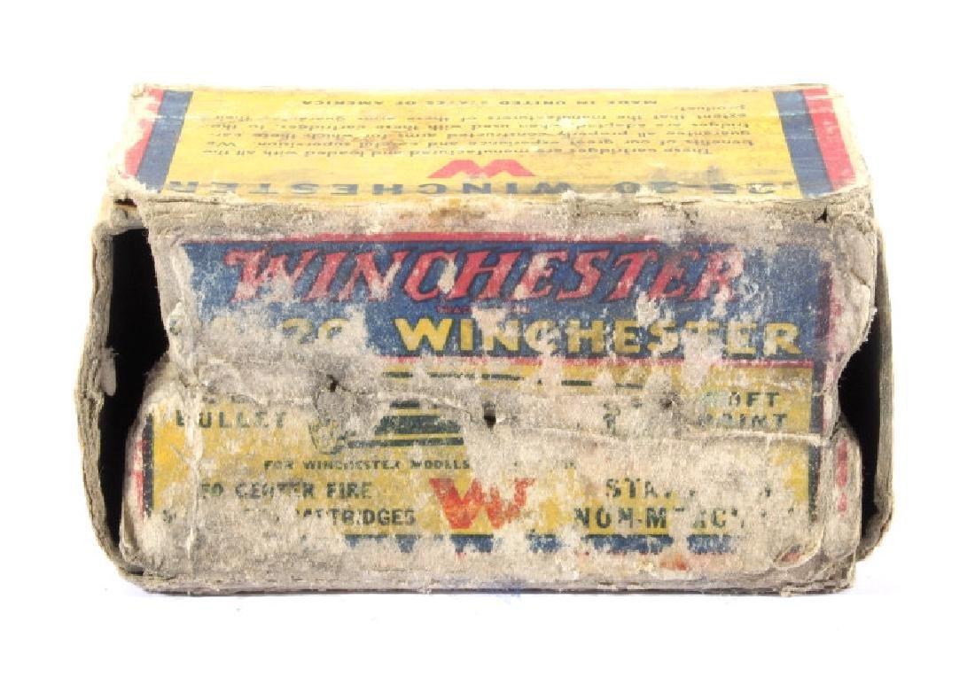 Antique .22 & .25-20 Ammunition & Boxes (13) - 10