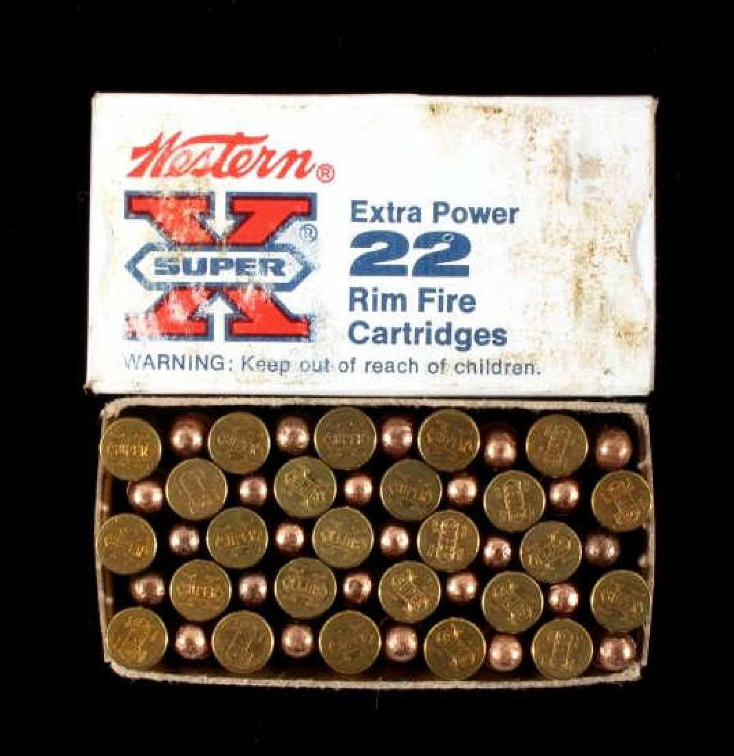 Antique .22 & .25-20 Ammunition & Boxes (13) - 12