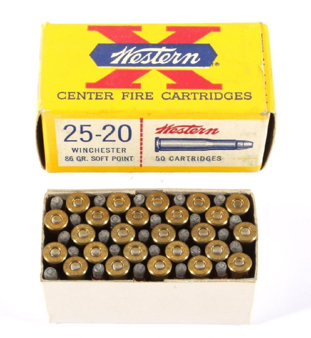 Antique .22 & .25-20 Ammunition & Boxes (13) - 3