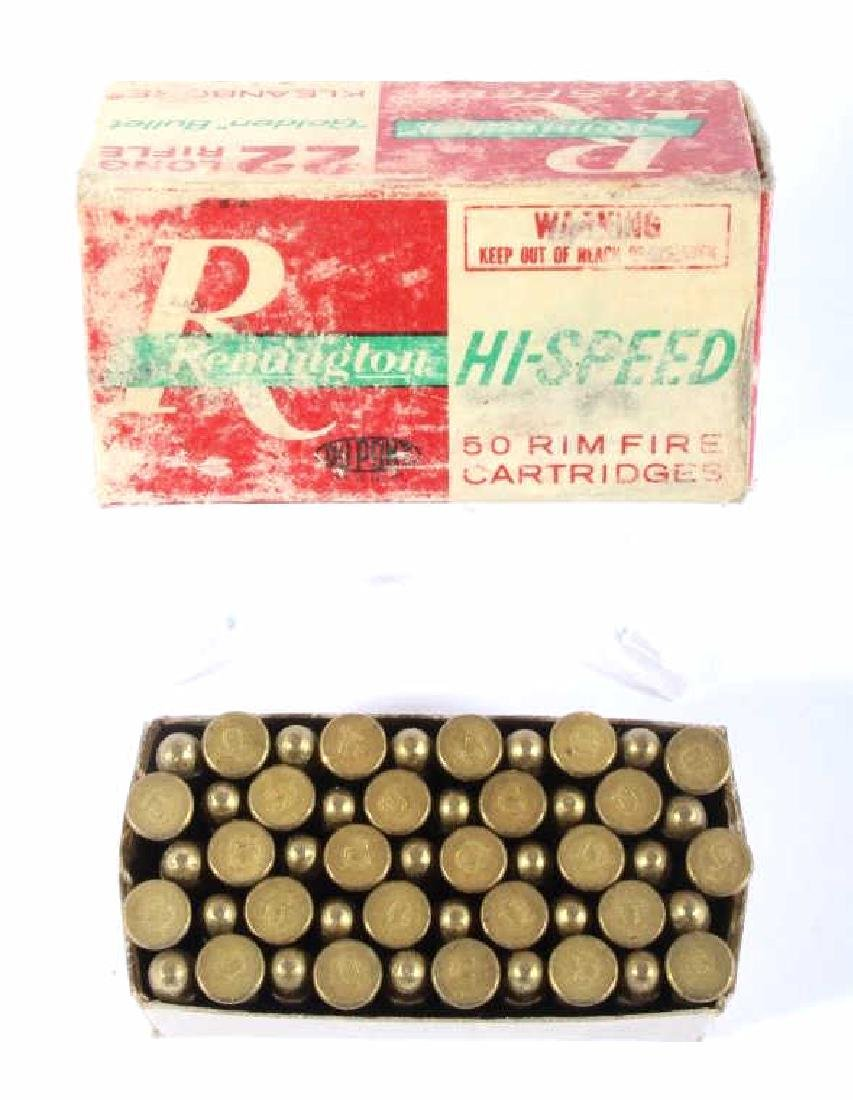 Antique .22 & .25-20 Ammunition & Boxes (13) - 4