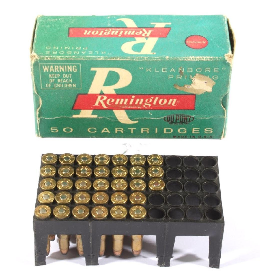 Antique .22 & .25-20 Ammunition & Boxes (13) - 6