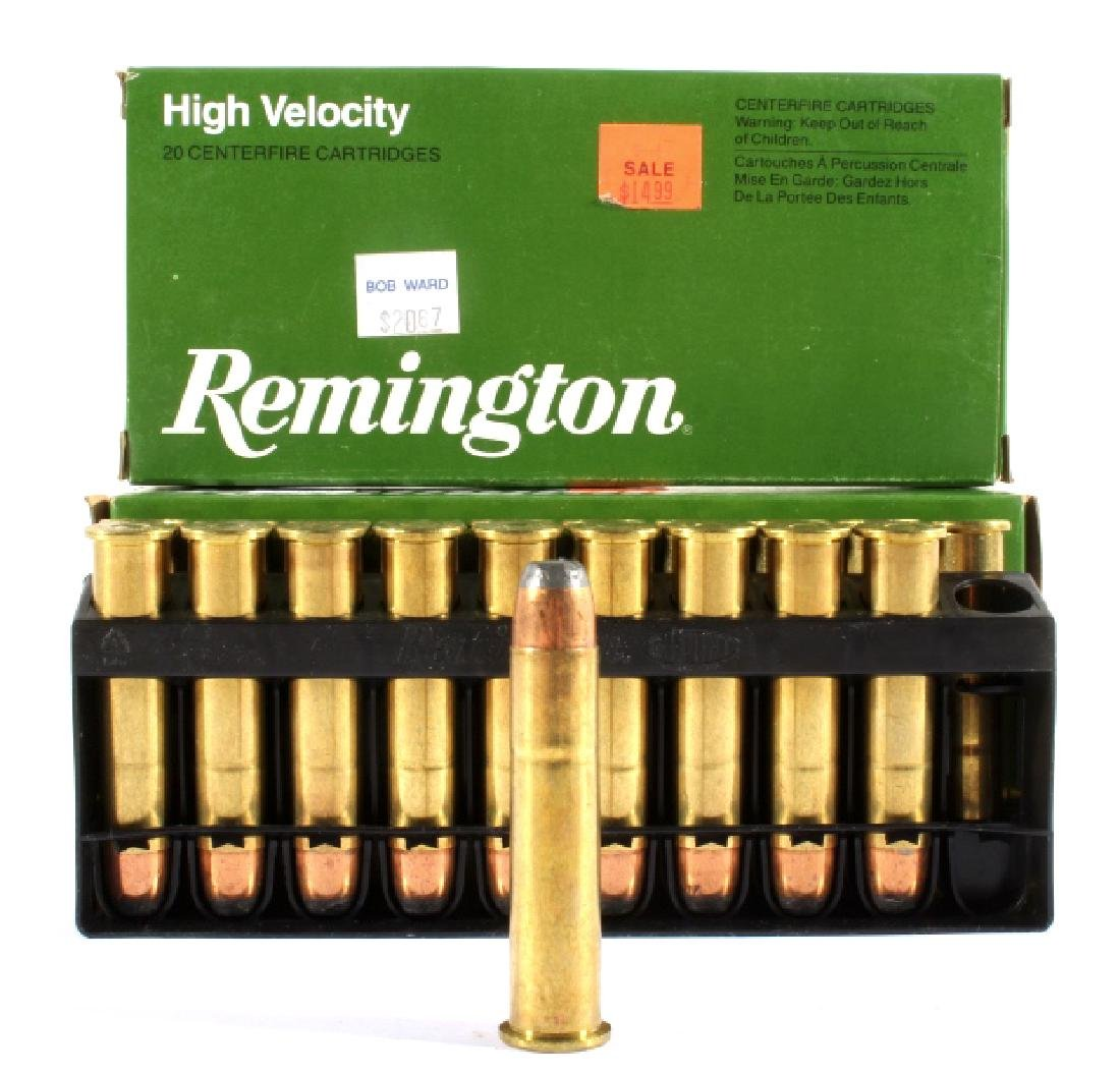 Collection of Antique Repeating Rifle Ammunition - 2