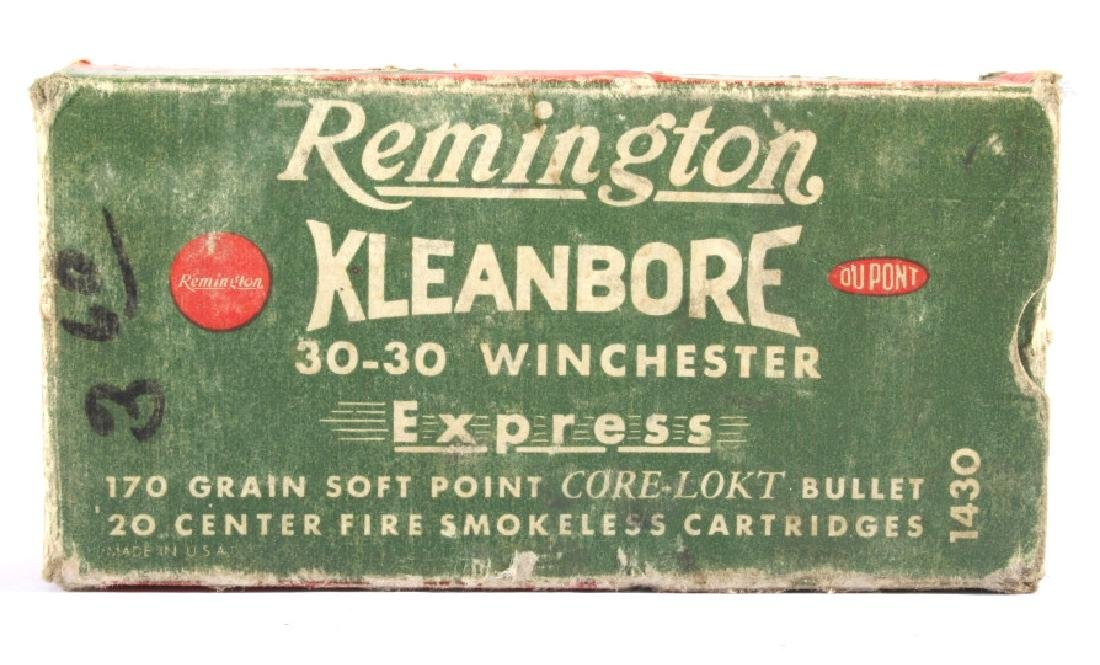 Collection of Antique Repeating Rifle Ammunition - 6