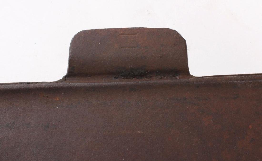 Griswold Number 11 Long Griddle Circa 1910-20 - 3