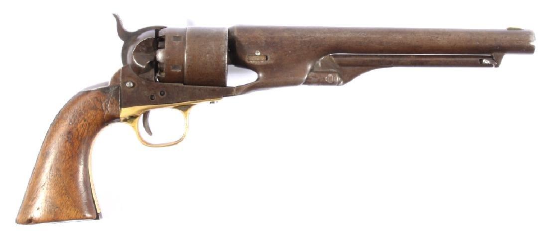 Civil War Issue Colt 1860 Army .44Cal Revolver