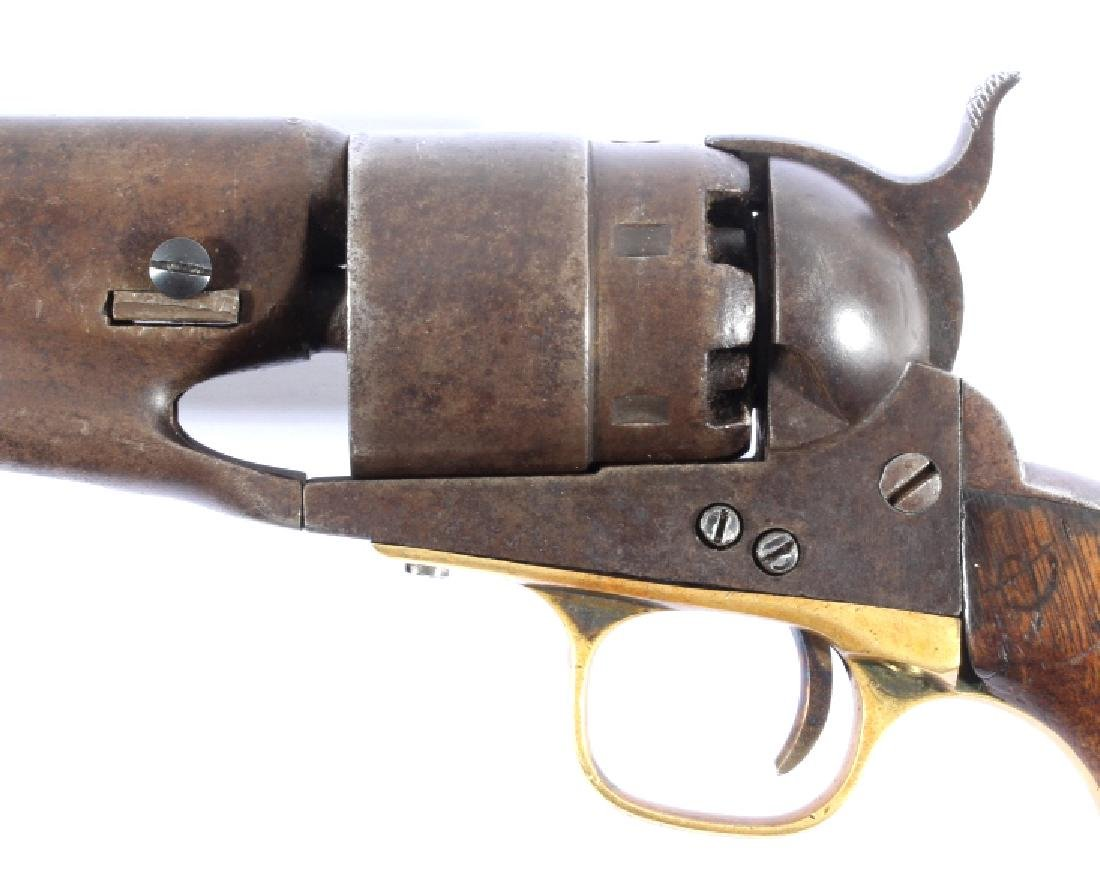 Civil War Issue Colt 1860 Army .44Cal Revolver - 4