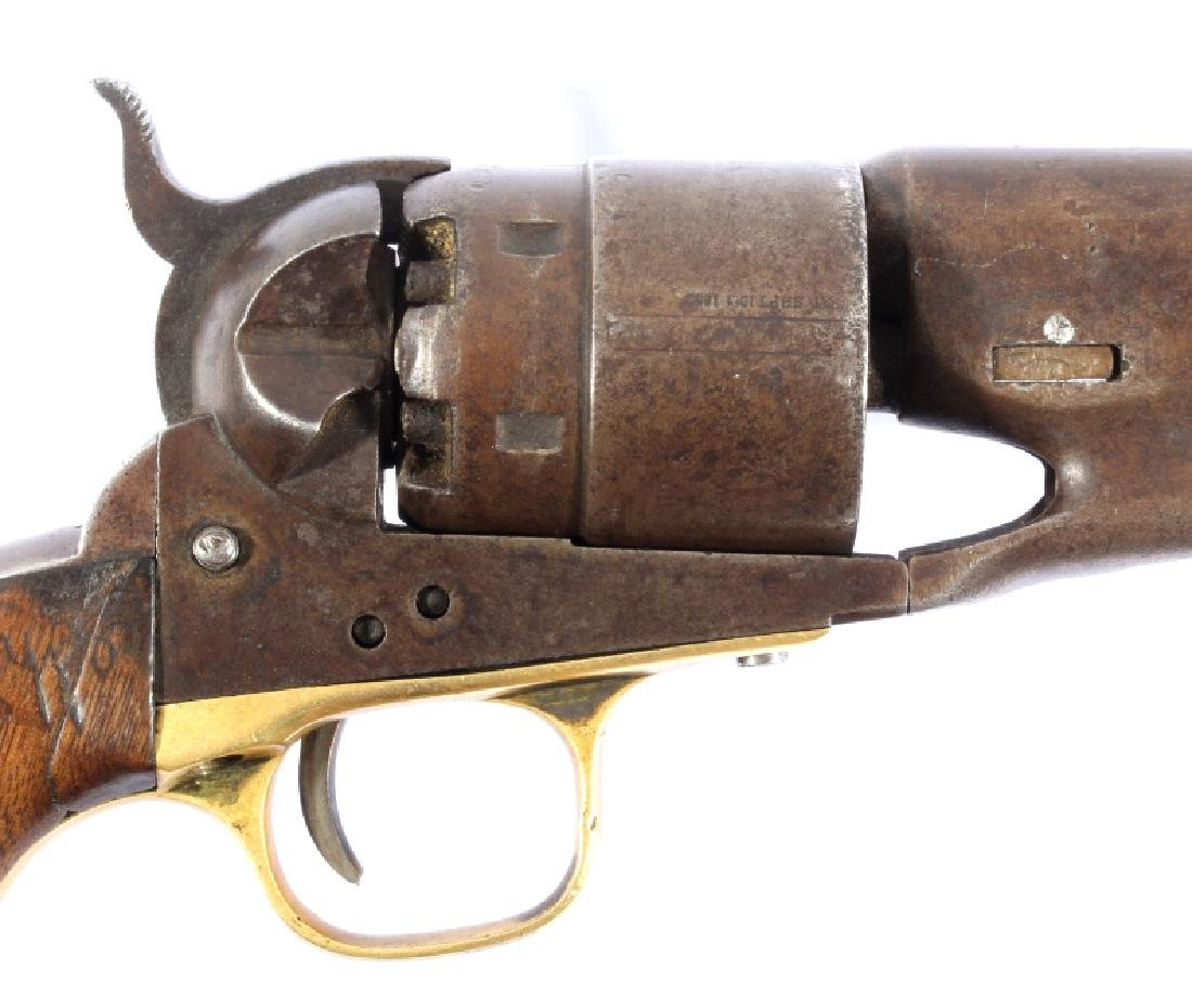 Civil War Issue Colt 1860 Army .44Cal Revolver - 7