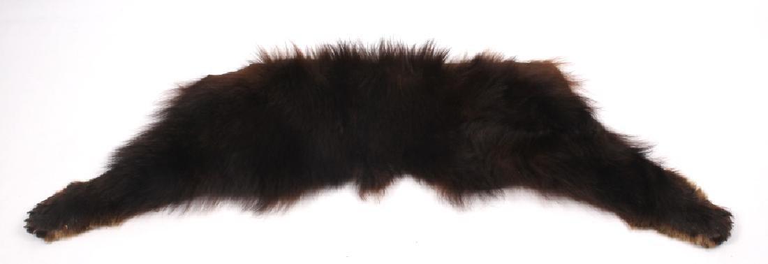 Bear Skin Shawl