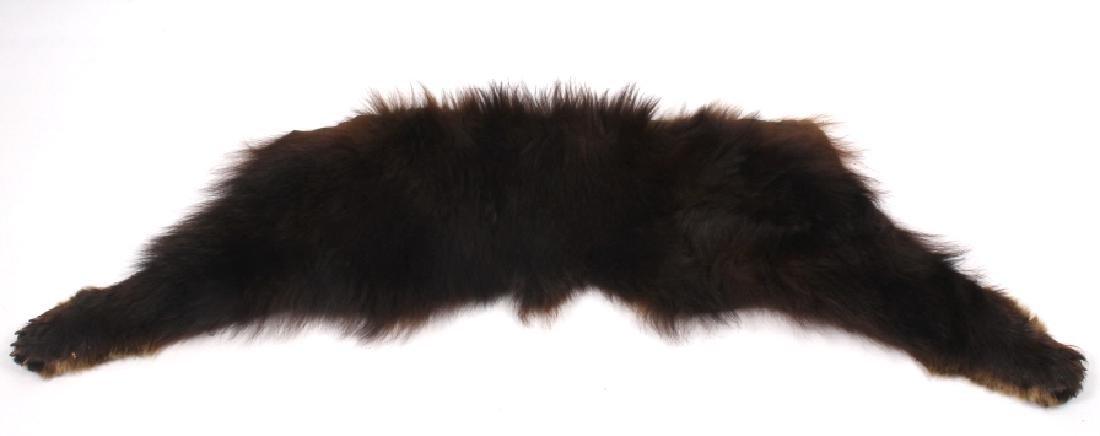 Bear Skin Shawl - 2